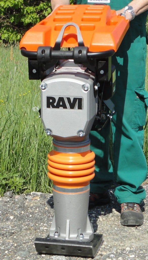 Vibrationsstampfer Ravi